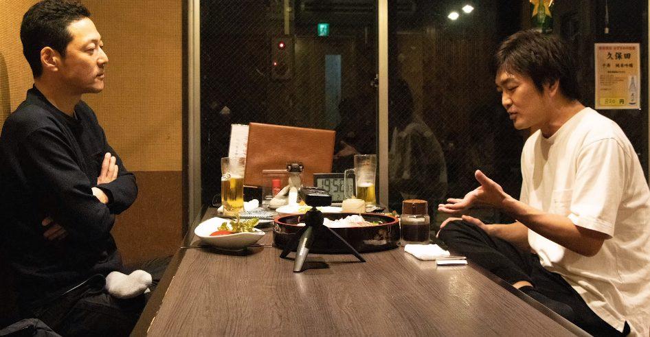 酒と話と徳井と芸人